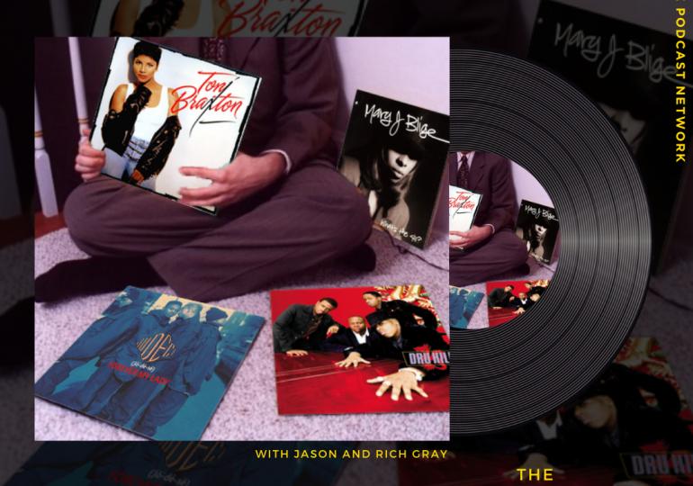 90's R&B Karaoke Podcast | Talking Shop with Najee | Episode #2