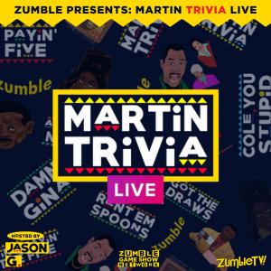 MARTIN TRIVIA GAME SHOW