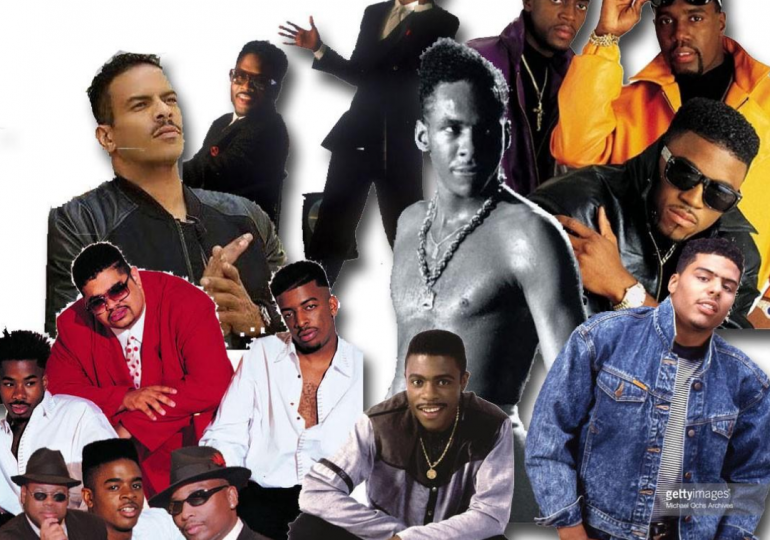 New Jack Swing: The Story of a Musical Revolution