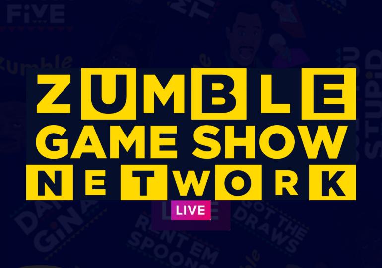 Zumble Creates Their Own Game Show Network